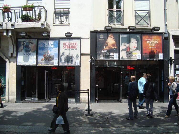 Cinéma •MK2 Beaubourg