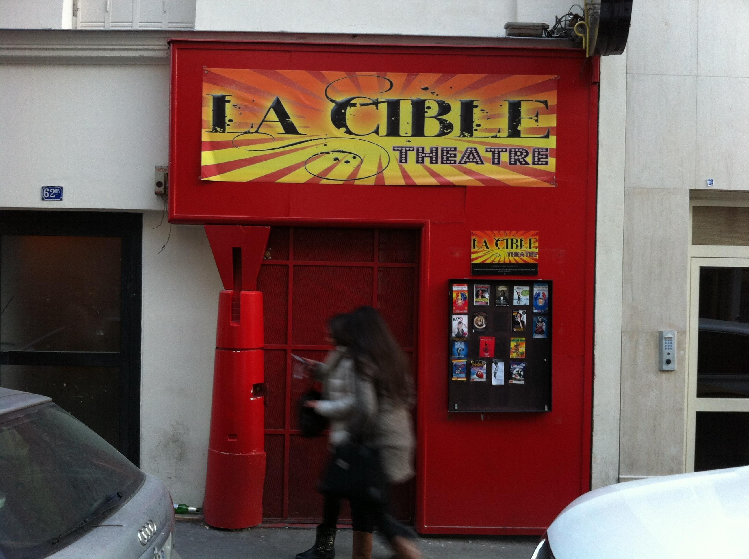 Théâtre La Cible