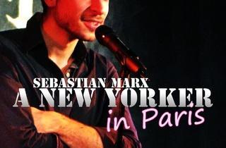 Sebastian Marx - A New Yorker in Paris