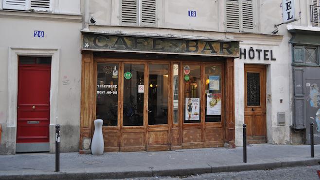 Meilleur bar de quartier : Chez Ammad