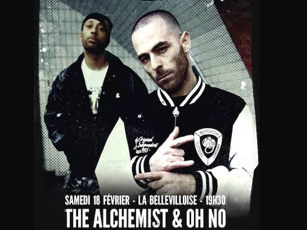 Gangrene : The Alchemist + Oh No