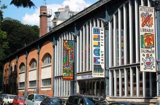 La Halle Saint-Pierre
