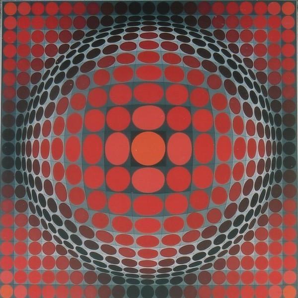 Exposition Vasarely vous a à l'oeil