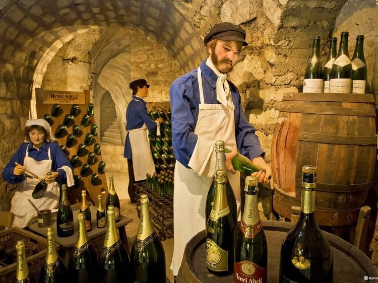 Restaurant Les Echansons - Musée du Vin