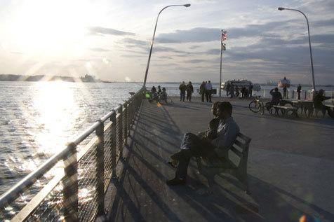 American Veterans Memorial Pier