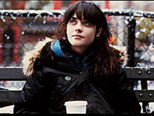 DADDY'S LITTLE GIRL Deschanel deals with her father issues.