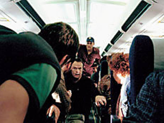 FIGHT OR FLIGHT Passengers plot to take back the plane