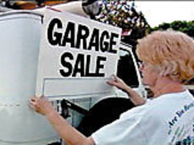 VAN HAULIN' Consumers sell on a regular basis, just to keep up.