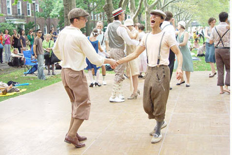 Jazz Age Lawn Party (2009)