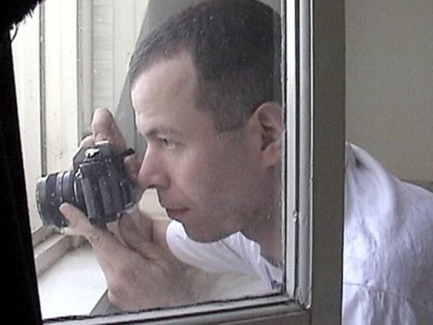 PICTURE, FRAMED Tillmans lines up a window shot.