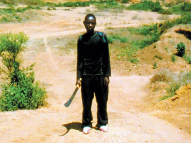 MACHETE MAN Rutagengwa seeks revenge.