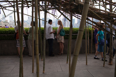 Met Roof Garden and Martini Bar