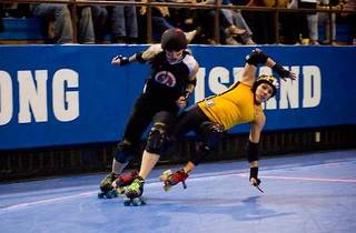 82. Gotham Girls Roller Derby