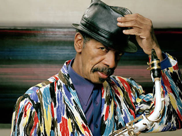 Ornette Coleman: Tomorrow Is the Question