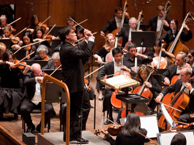 New York Philharmonic: New Year's Eve Celebration