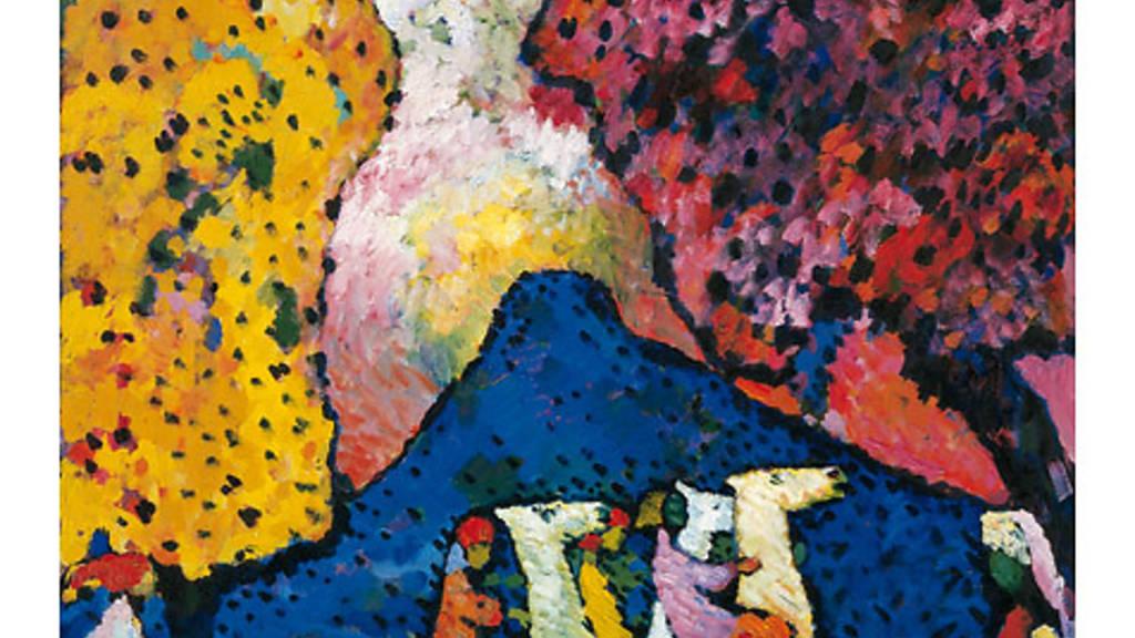 kandinsky paintings guggenheim - 795×529