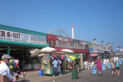 Coney Island guide (2012)