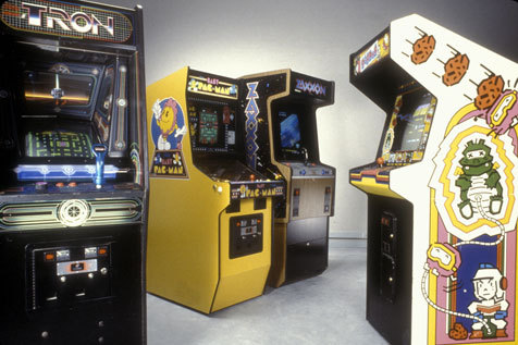 """""""Arcade Classics: Video Games from the Collection"""""""
