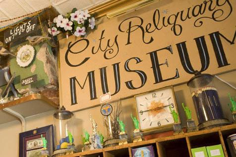 City Reliquary Museum