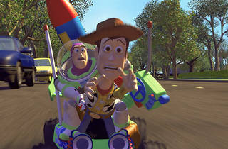 Toy Story + Toy Story 2 in 3-D