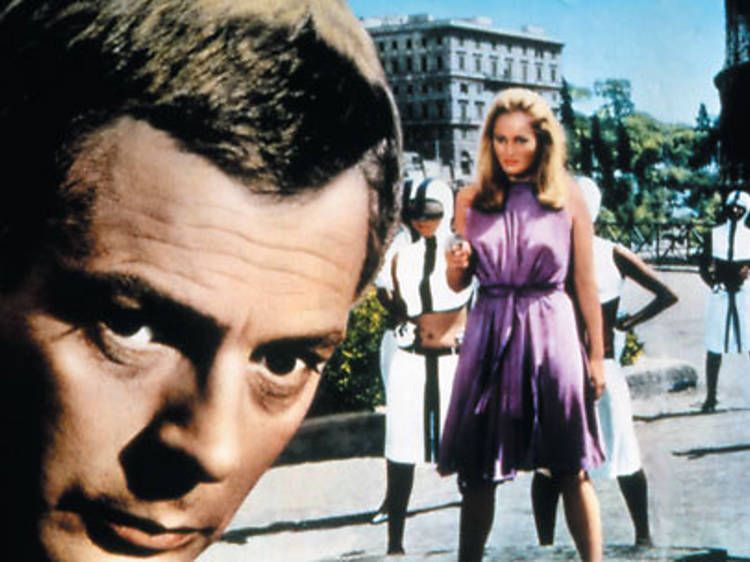 The 10th Victim (1965)