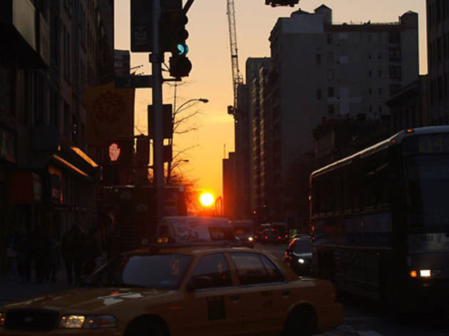 Manhattanhenge 2012: The spectacle returns