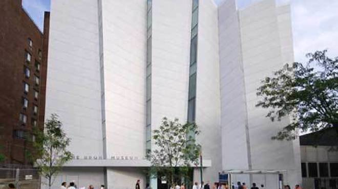 Inexpensive New York attractions: Bronx Museum of Art