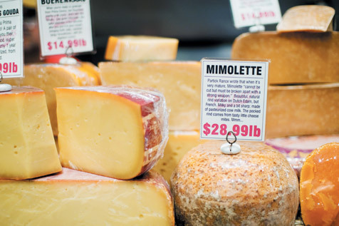 Bastille Day! French Cheeses & Biodynamic Wines at Murray's