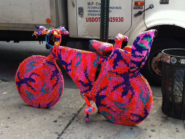 Olek bicycle