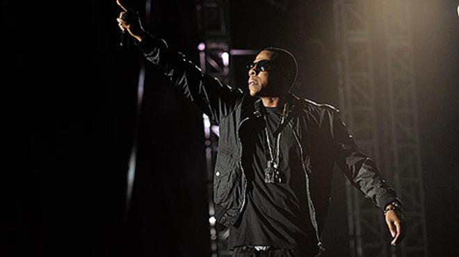 Jay-Z, day one