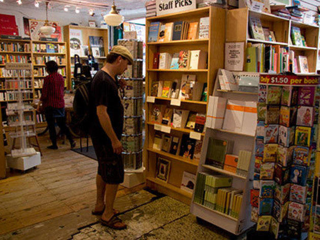 Brooklyn book shops and famous literary spots