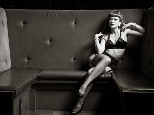 Nuit Blanche: Beat Girl Burlesque