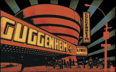 The Guggenheim's It Came from Brooklyn concert series