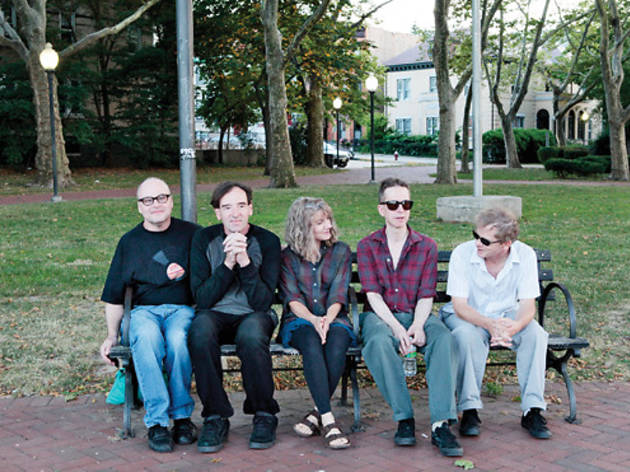 The Feelies + Beach Fossils
