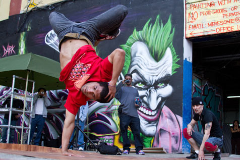 Celebrate ten years of 5Pointz