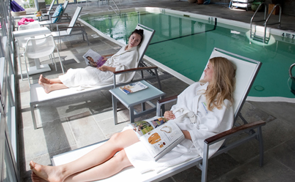 Eco-pampering in the Hudson Valley