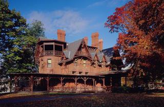 (Photograph: courtesy of the Mark Twain House)