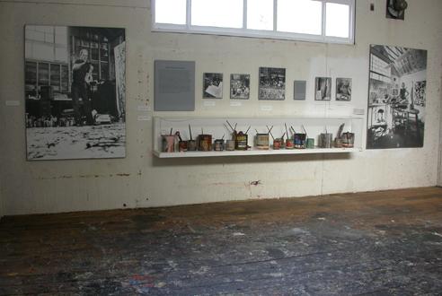 Pollock-Krasner house