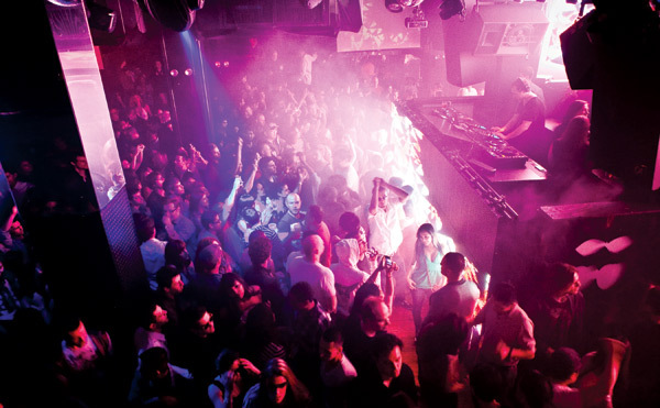 The best clubs in Manhattan