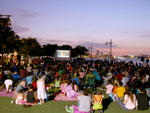 Outdoor film festivals