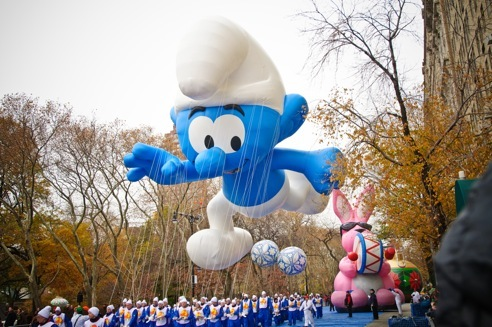 Photos: 2010 Macy's Thanksgiving Day Parade (2010)