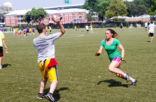 Zog sports (Photograph: Caroline Voagen Nelson)