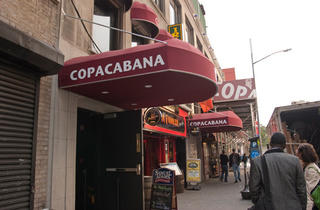 Copacabana Supper Club
