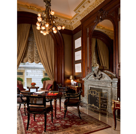 Thornwillow at the St. Regis Hotel