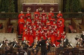 St. Thomas Choir of Men and Boys