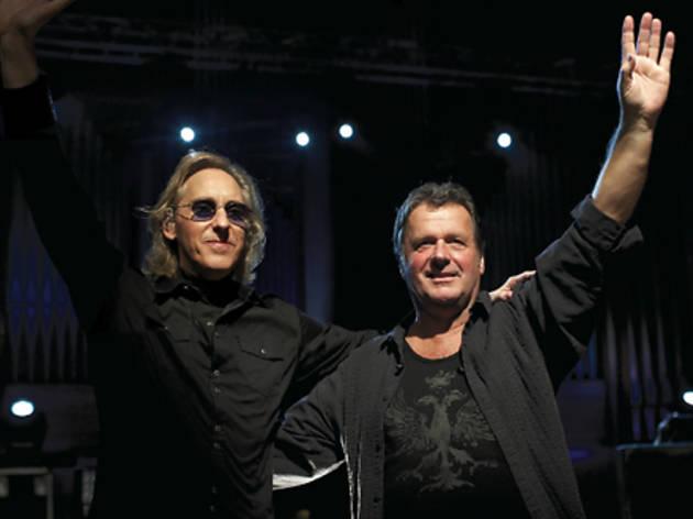 Eddie Jobson Four Decades Tour