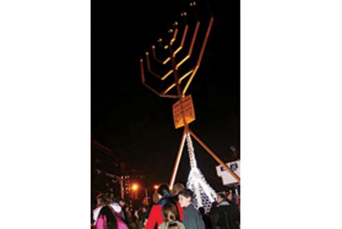 Hanukkah 2011