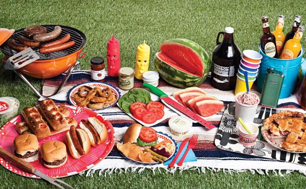 Summer BBQ essentials (2013)