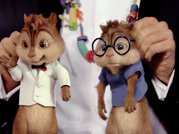 Alvin and Simon in Alvin and the Chipmunks: Chip-Wrecked