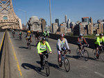 101 things to do in the spring in New York City 2013: Cruise through the city on the TD Five Boro Bike Tour